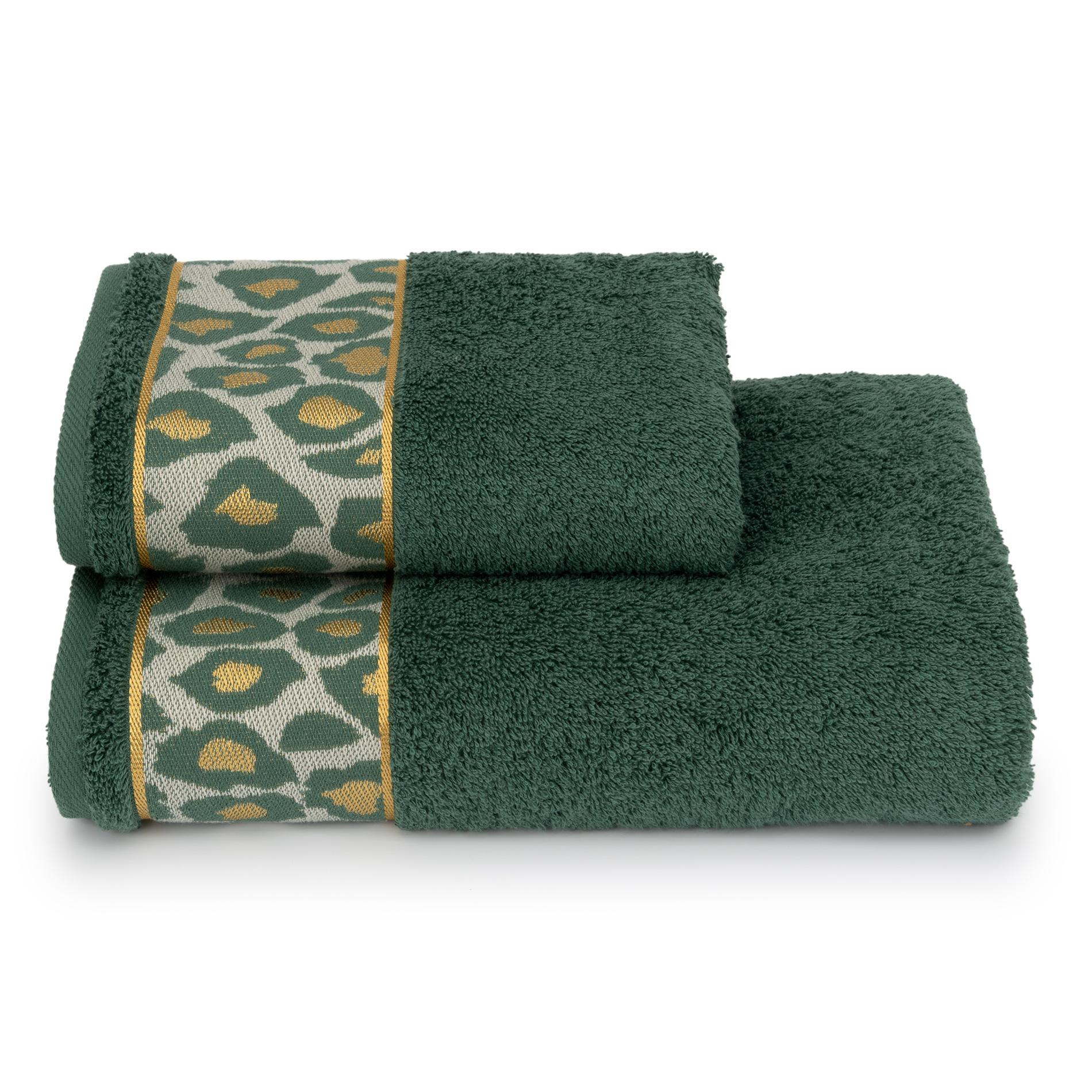 Полотенце махровое Leopardo 4478 18-5718